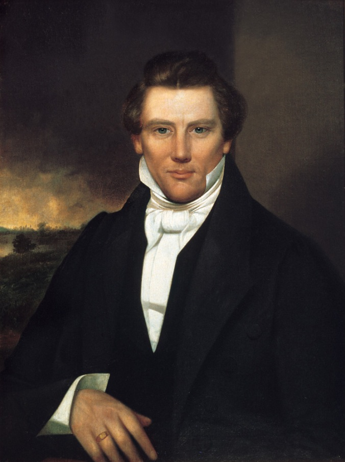 Joseph Smith Holy Ghost Ross LeBaron