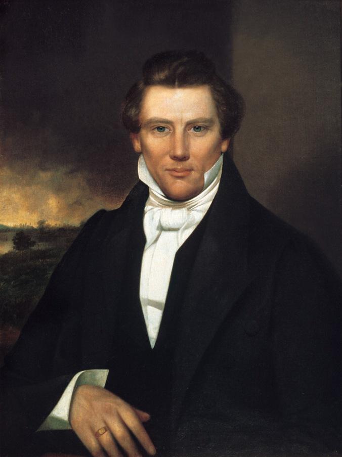 Joseph Smith Holy Ghost Ross LeBaron