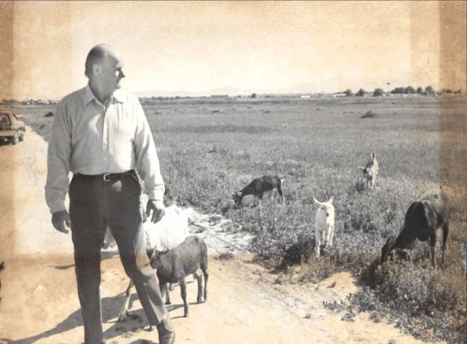 Edsil Allred: Patriarchal Blessing of Ross LeBaron, 1934