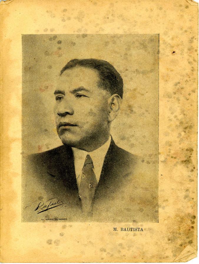 Margarito Bautista Mormon Fundamentalism Mexico LeBaron